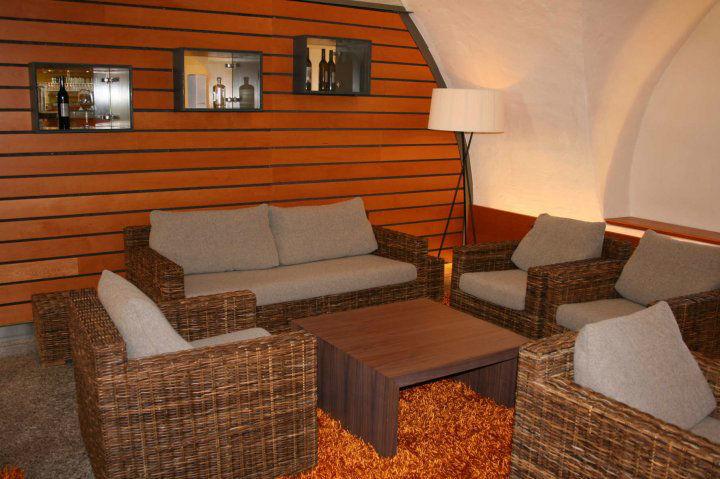 Beispiel: Lounge, Foto: Schloss Seggau.