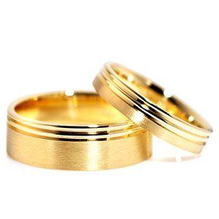 Verse Joaillerie | Alianças de Casamento, Anéis de Noivado Alianças de Casamento de Ouro Amarelo - VERSE Joaillerie