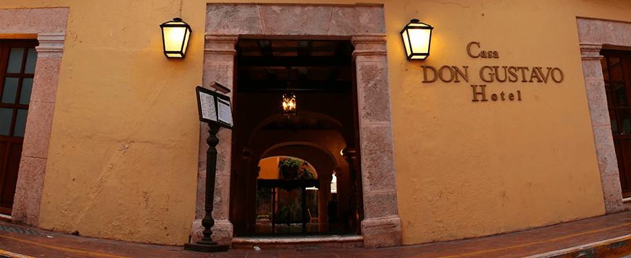 Hotel Boutique Don Gustavo