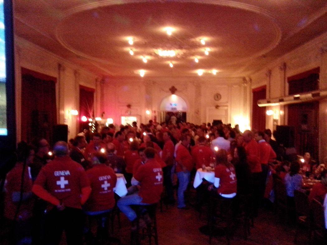 DJ Einsatz, Interbourse-Event, Davos