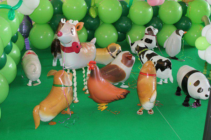 Beispiel: Tierballons, Foto: Airmotion - Ihr Ballonshop.