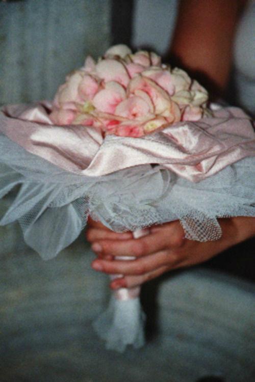 Beispiel: Brautstrauß, Foto: Stil und Stiele.