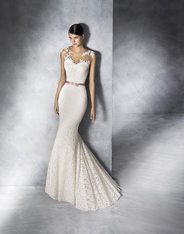 Vestido de novia en Monterrey de Casa Iza Novias