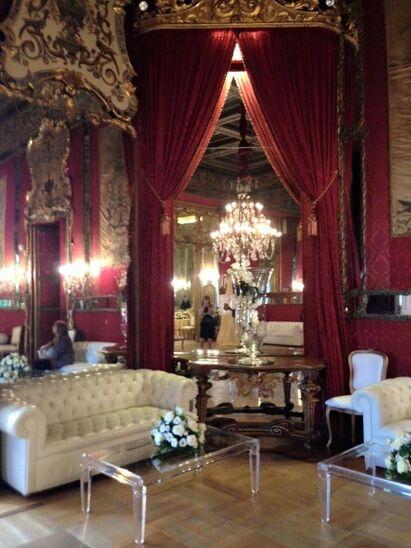 Matrimonio organizzato in palazzo d'epoca