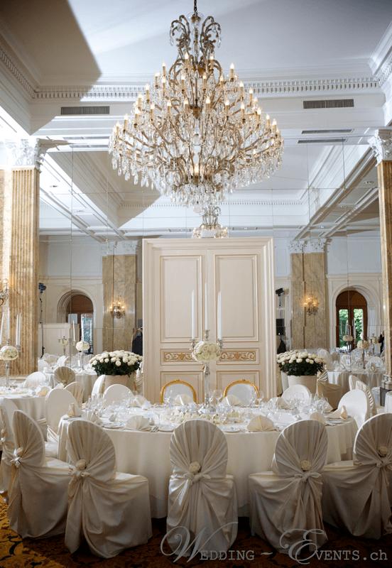Stuhlhussen, Kerzenständer, Vasen, Tischwäsche und vieles mehr.. Hochzeitsplanung - Hochzeitsdekoration - Mietservice www.wedding-events.ch