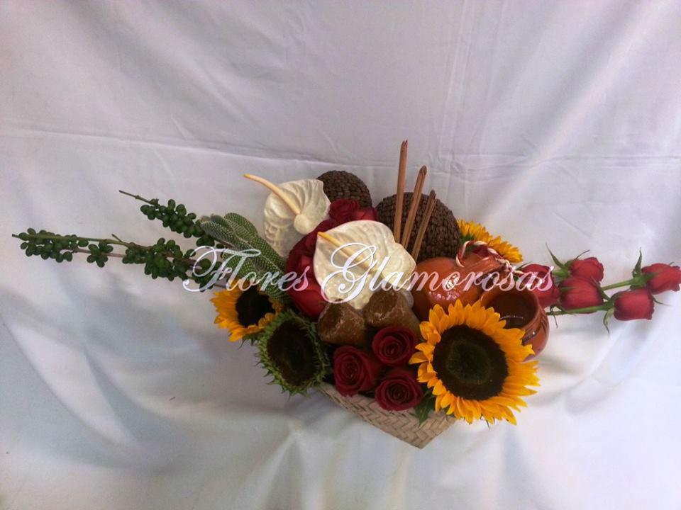 Flores Glamorosas empresa ubicada en el Distrito Federal