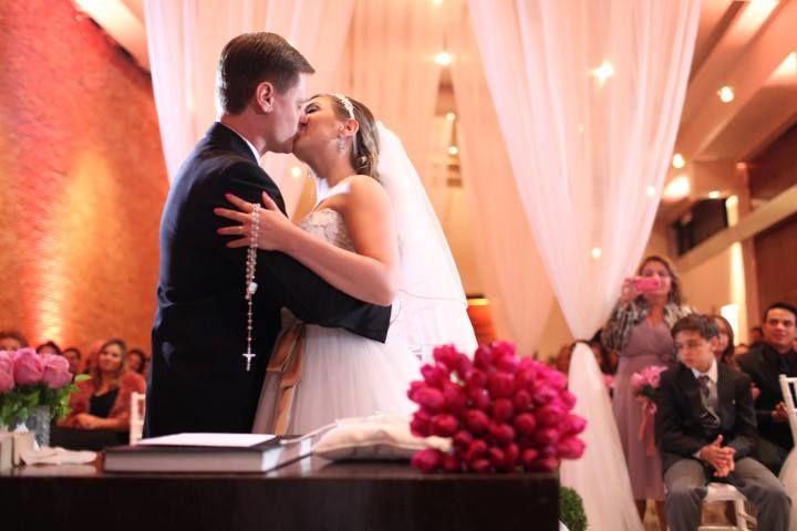 Mais um casamento organizado com todo o carinho pela equipe NTDB