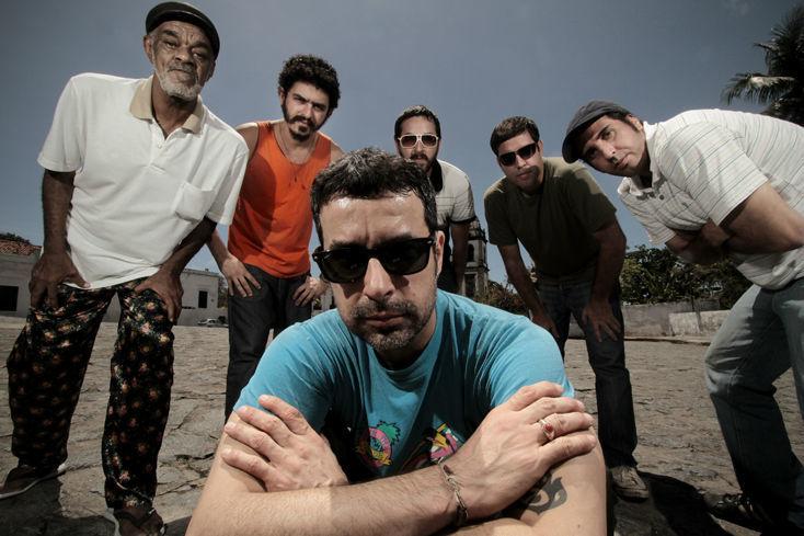 Banda Eddie com Erasto Vasconcelos