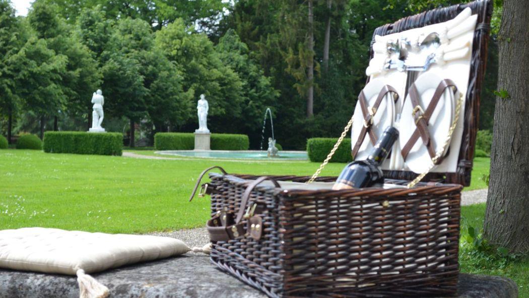 Beispiel: Parkanlage, Foto: Villa Wenkenhof.