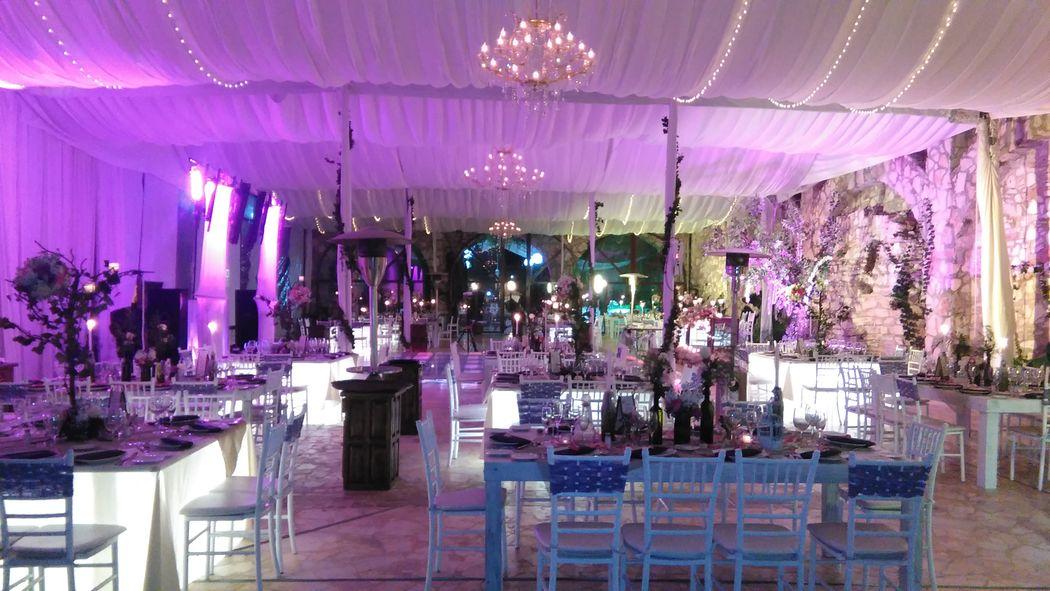 Banquetes Hacienda el Jaguey en Puebla-diferente montajes