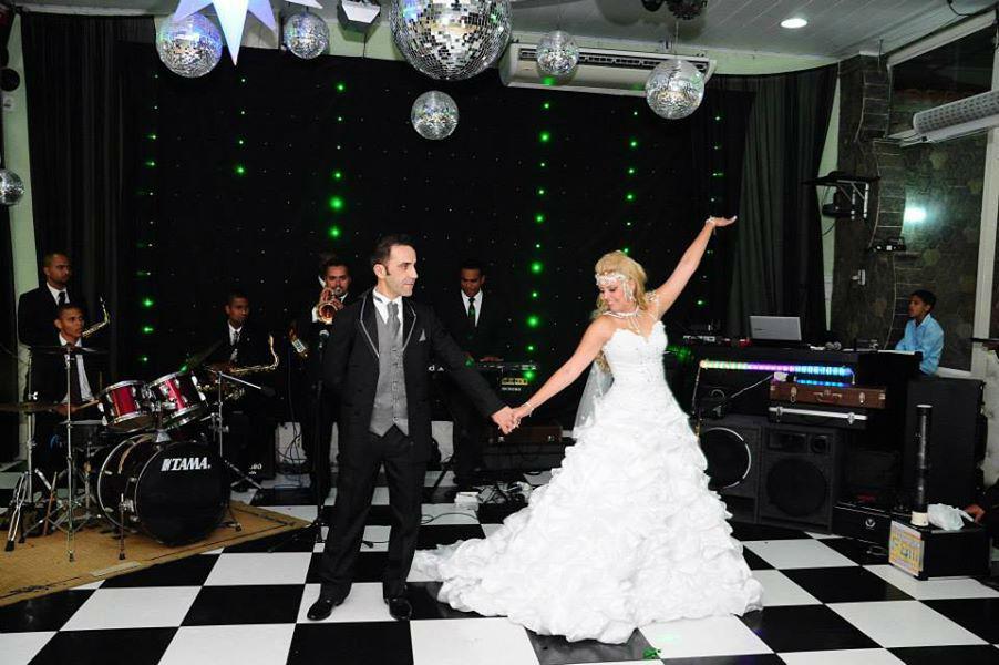 Dança  Abertura do baile (opção)