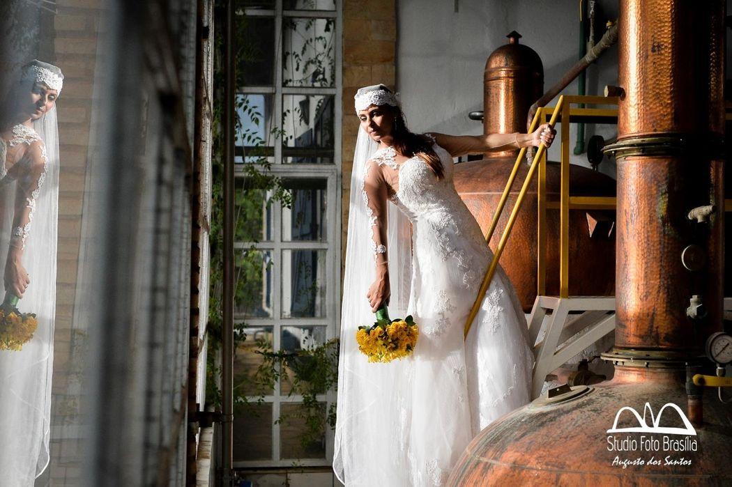 Juliana Rocha Beauty Artist Foto: Studio Foto Brasília
