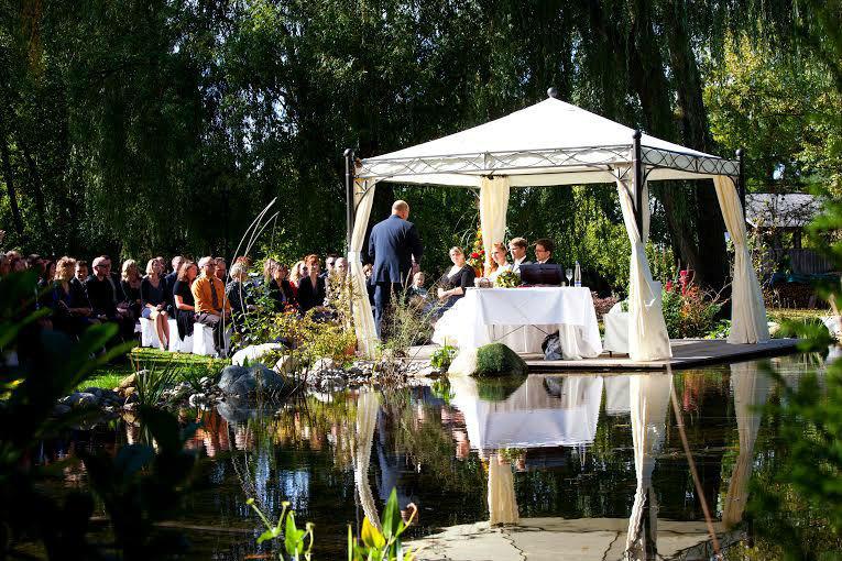 Beispiel: Wunderschöne Hochzeitslocation, Foto: Parkhotel Schmid.
