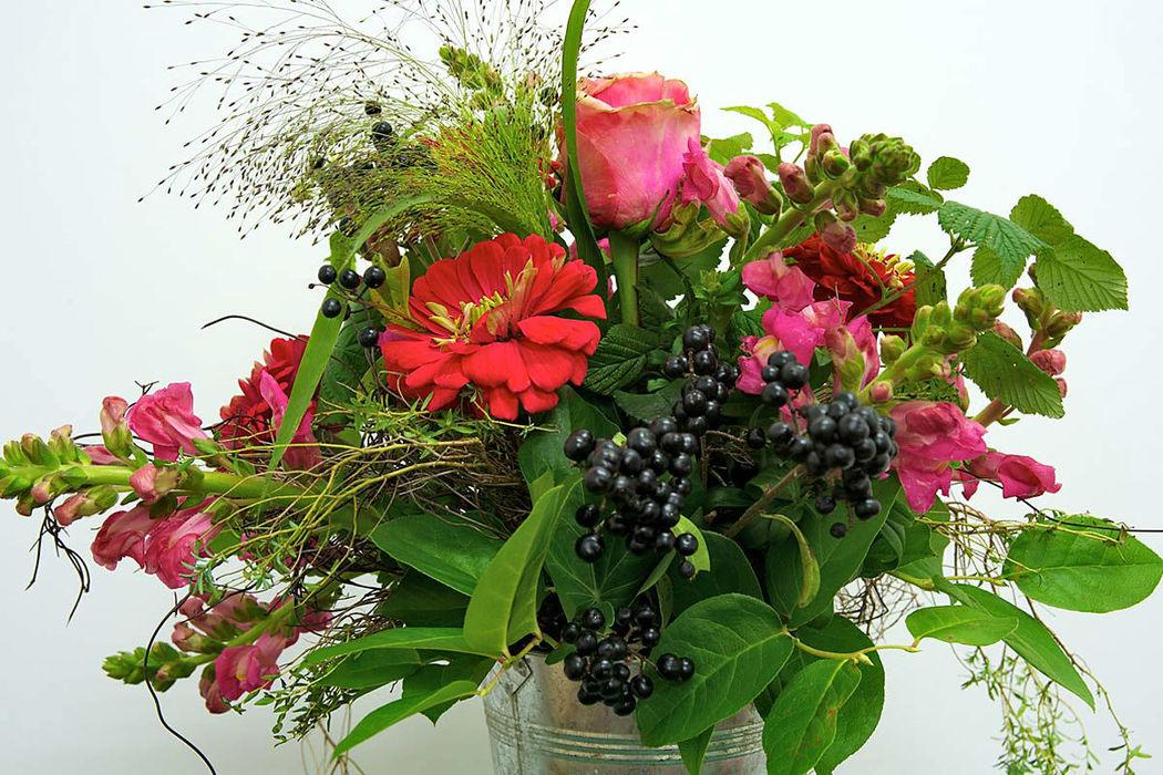 Beispiel: Blumenstrauss
