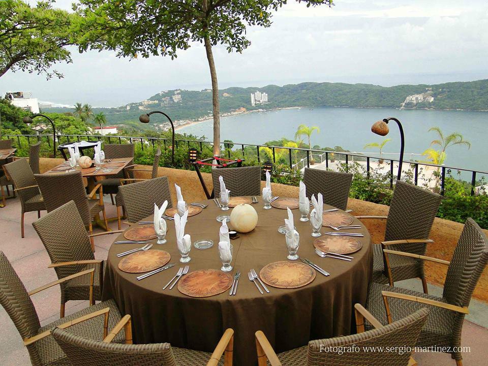 Restaurante Zibu para que celebres tu boda en Acapulco