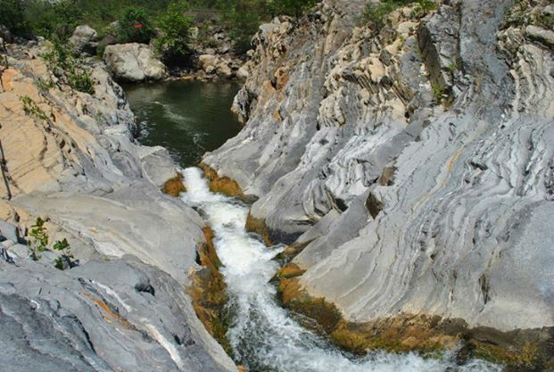 Cascadas Tulimán
