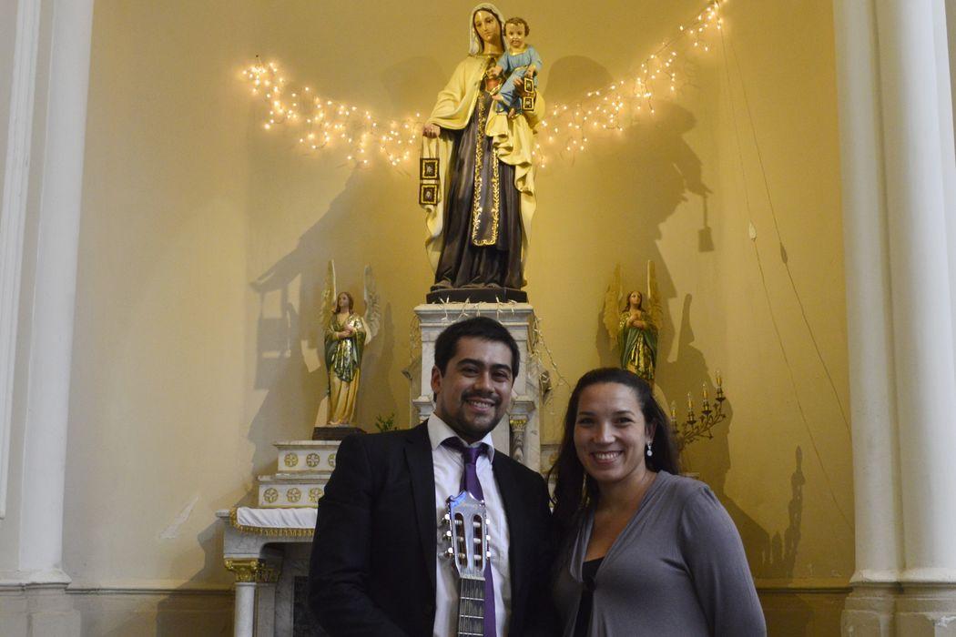 Matrimonio iglesia Salesianos