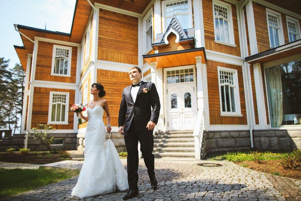 Загородный клуб «Скандинавия» и СПА