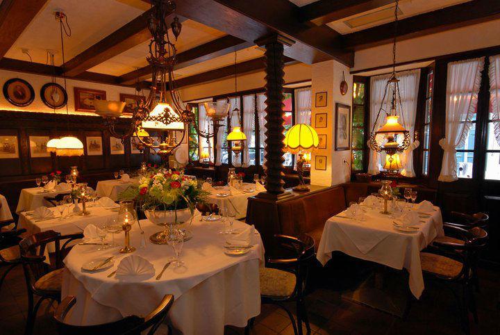 Beispiel: Restaurant, Foto: Hügels Restaurant Dudelsack.