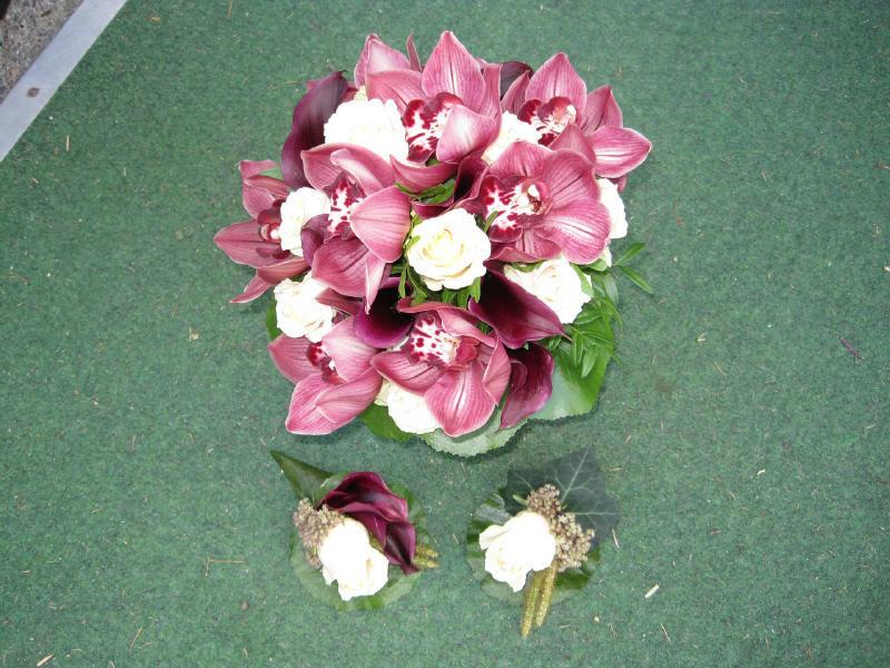 Beispiel: Hochzeitsfloristik, Foto: stielart.