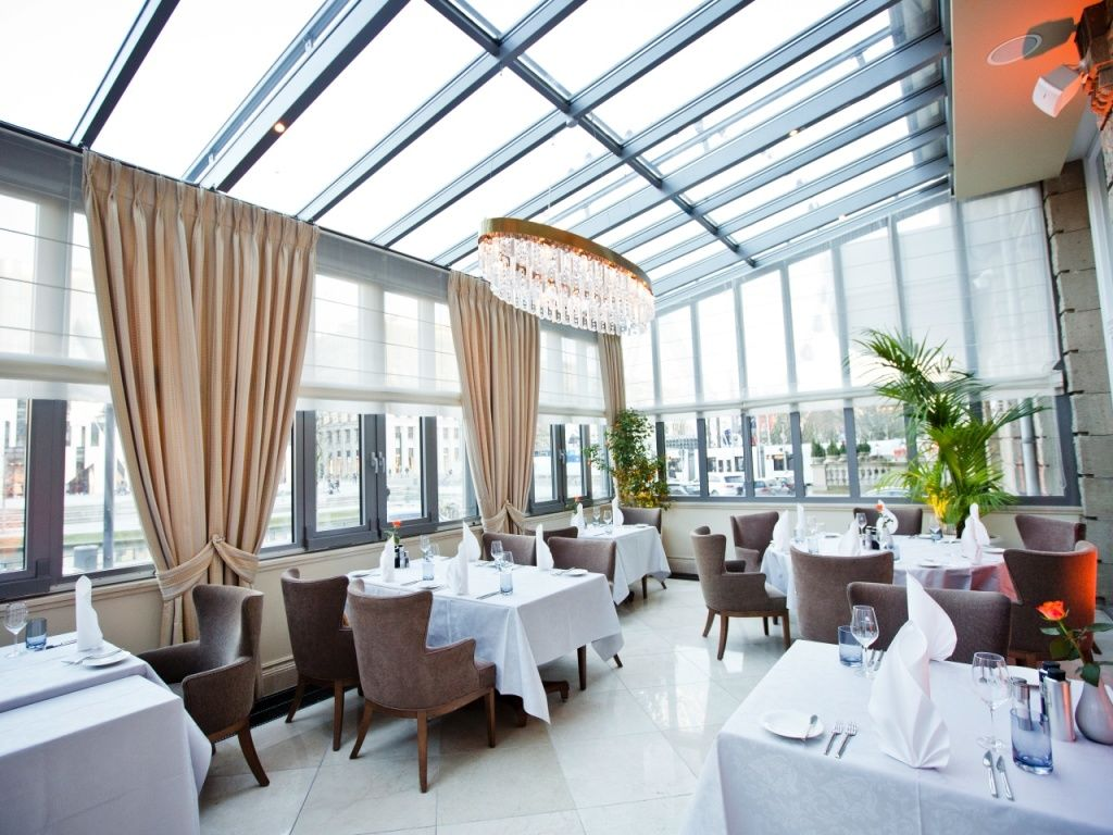 Restaurant Artiste Wintergarten