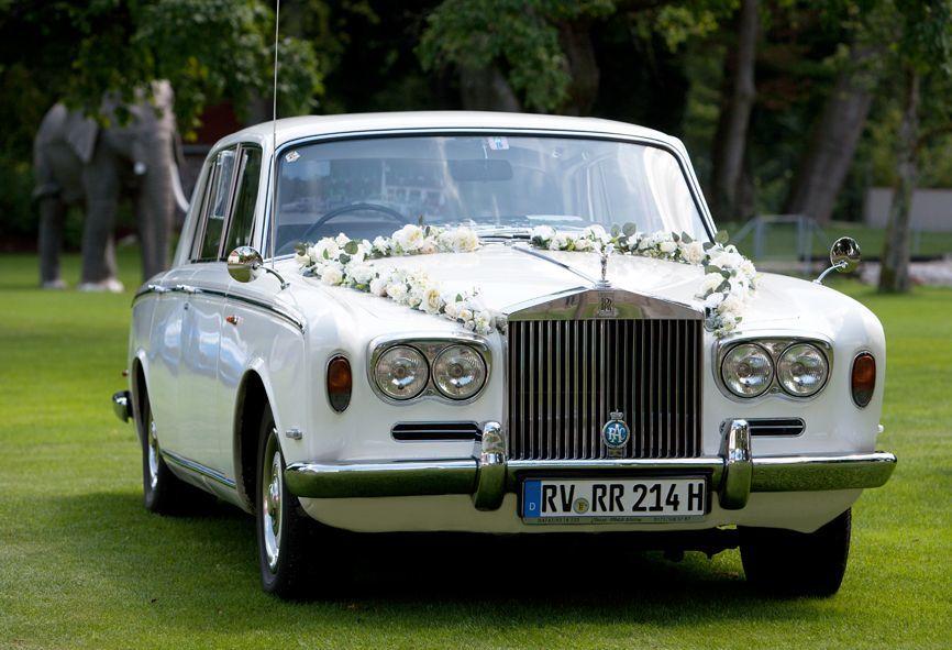Rolls Royce Silver Shadow von 1969. 4 Sitzer,  Automatik, Servolenkung, Fahren wie die Queen.