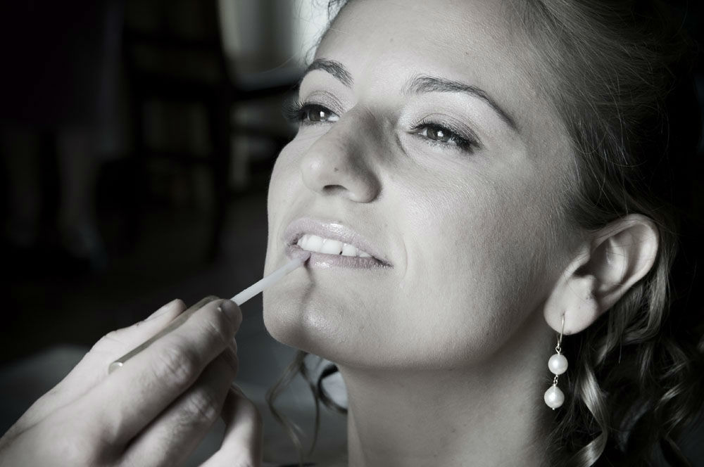 preparazione sposa Fotografo matrimonio torino