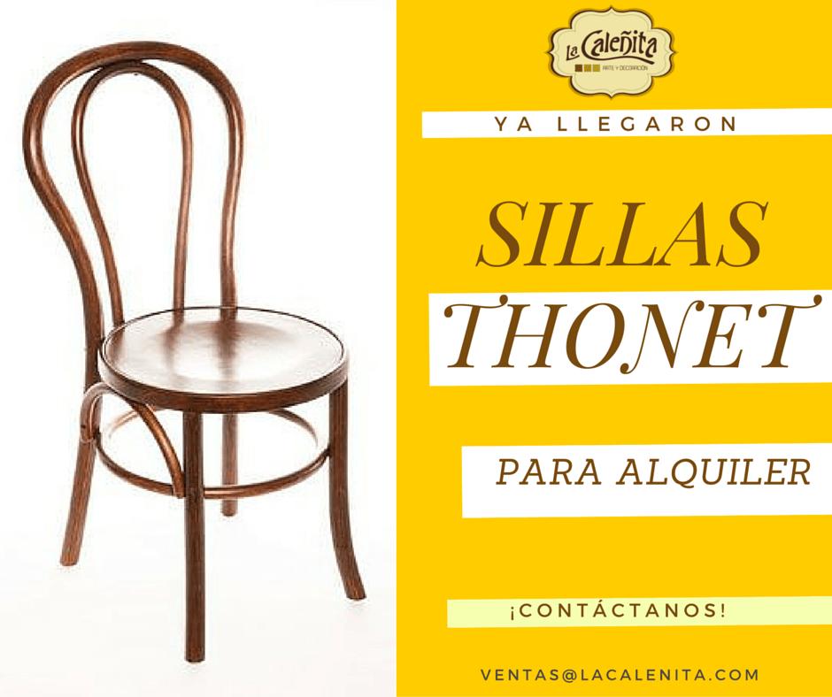 Desde marzo ¡Tendremos las Sillas Thonet! También llamadas sillas de madera curvada, con su diseño clásico y sofisticado son maravillosas para tener en tu evento ya sea al aire libre o en interiores. ¿Para qué tipo de festejo estás pensando utilizarlas #AlquilerSillasCali #SillasThonetCali #DecoracionDeInterioresCali