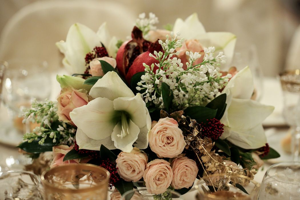 Anna Frascisco Event Planner Matrimonio Golden