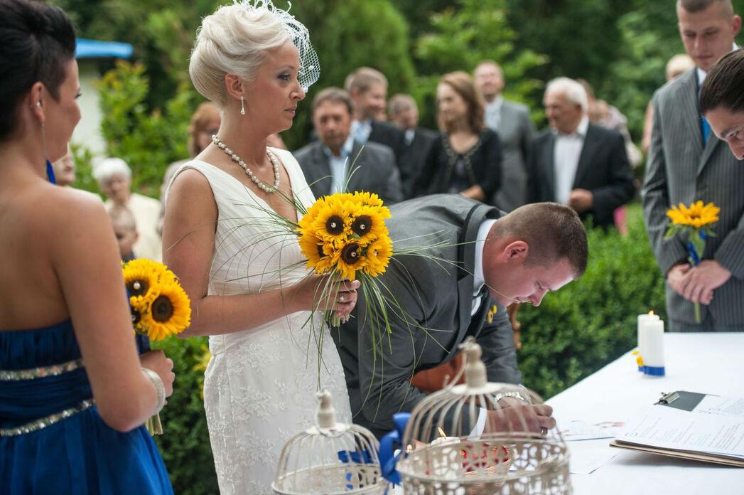 w Lublinie też organizujemy śluby w plenerze