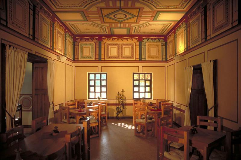 Beispiel: Bankett, Foto: Villa Borg.