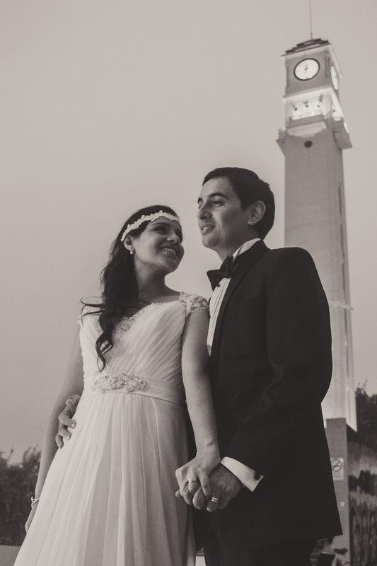 Karenina y Claudio - Matrimonio