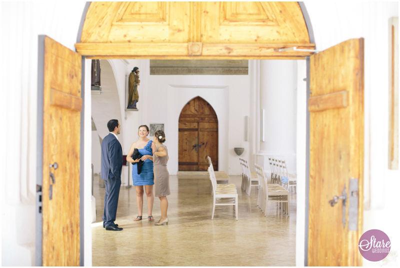 Beispiel: Fotografische Begleitung an Ihrem großem Tag, Foto: Stare Weddings.