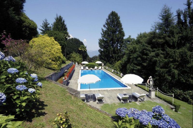 Piscina di Villa Claudia