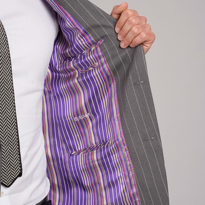 Beispiel: Hochwertige Stoffe und Verarbeitung, Foto: Xuits.