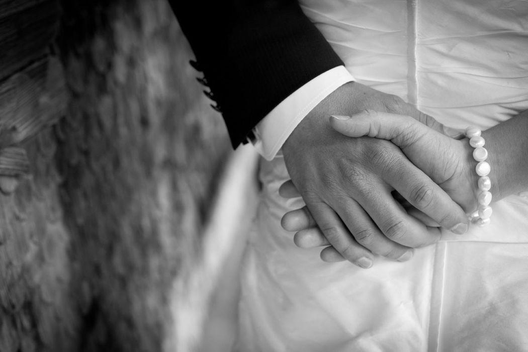 Beispiel: Hochzeitsfotografie, Foto: ClaudiART.