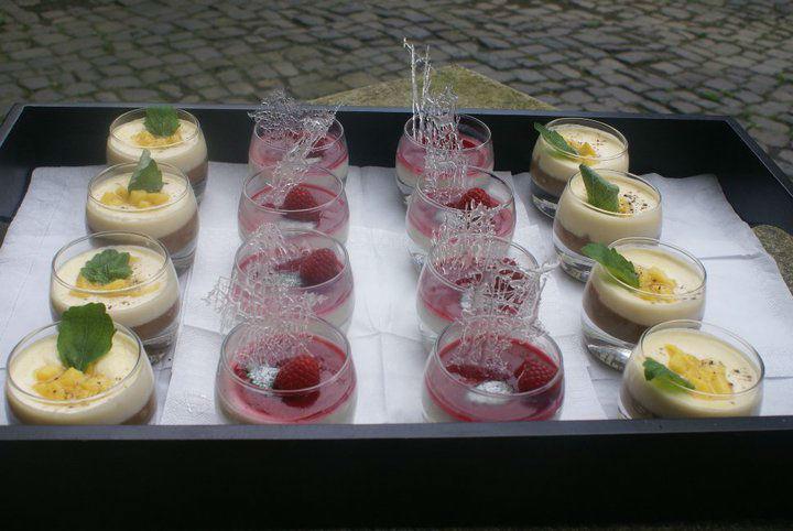 Beispiel: Kulinarische Genüsse mit Kreativität und Fantasie, Foto: Adel.es Catering.