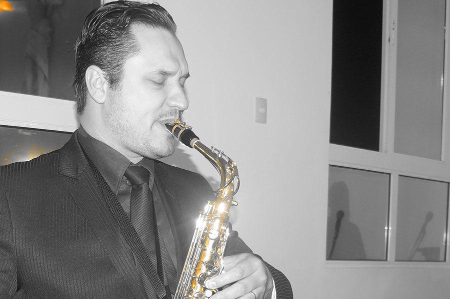 Saxofone Casamento em Londrina/PR