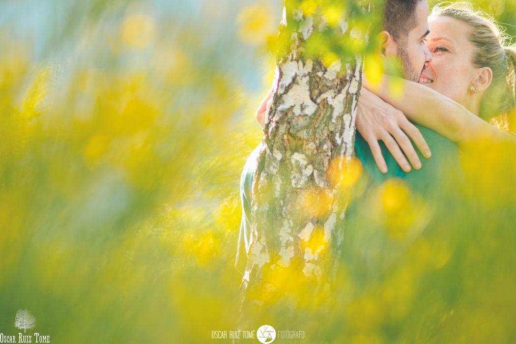 Oscar Ruiz Tomé, Fotógrafo de bodas, preboda