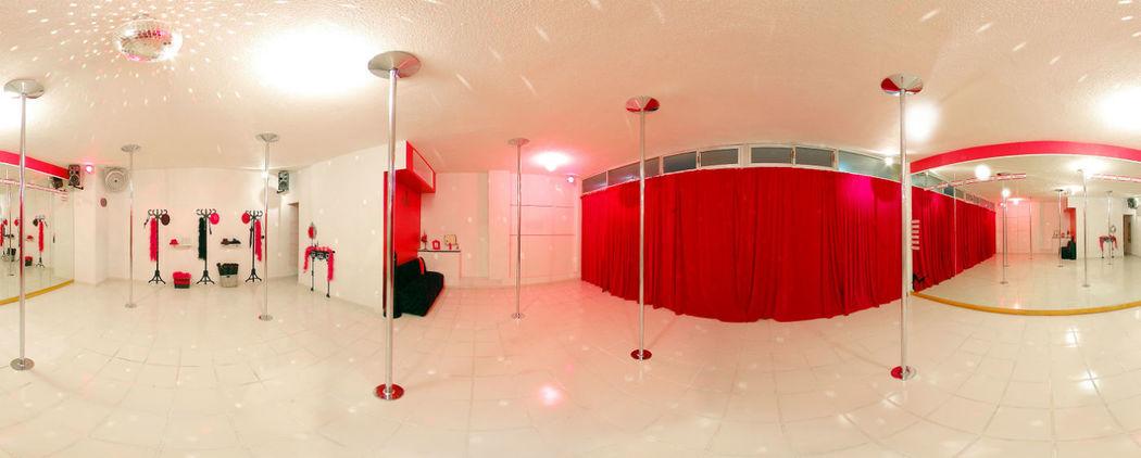 Las instalaciones de PDS by Erandi Montes son la mejor opción si buscas un lugar acogedor para entretener a tus invitadas.