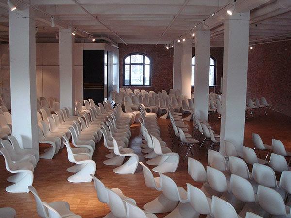 Beispiel: Innenraum - Tagung, Foto: Spreespeicher.