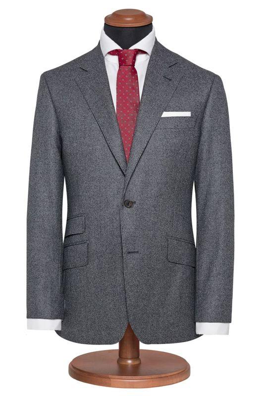 Beispiel: Anzug, Foto: ANTON MEYER.