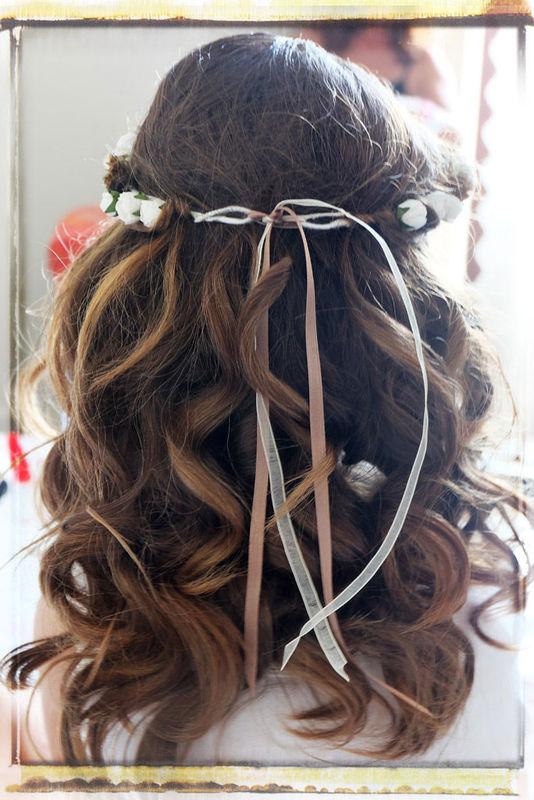 Peinado infantil
