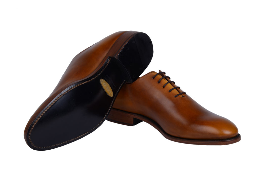 Le richelieu Shoe Up - patine marron clair