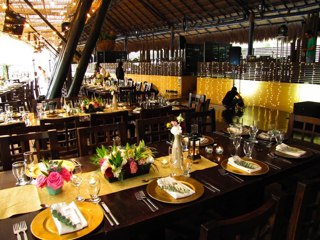Salón Tailandés - Badas con estilo Angus Brangus