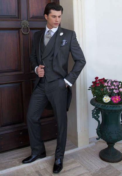 Beispiel: Anzüge für jeden Geschmack, Foto: Teller Herren- & Hochzeitsmode.