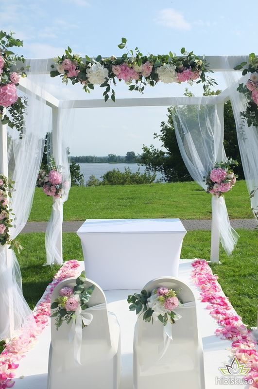 Atlana do ślubu plenerowego