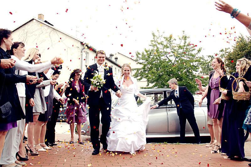Beispiel: Mietauto für Ihre Hochzeit, Foto: ClassicCars.