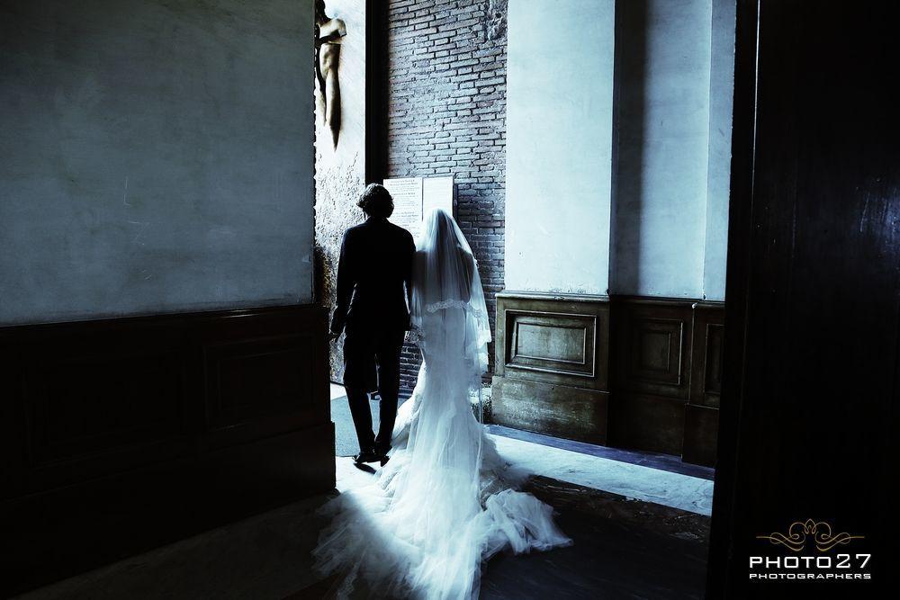 Matrimonio Alessio Cerci a Roma