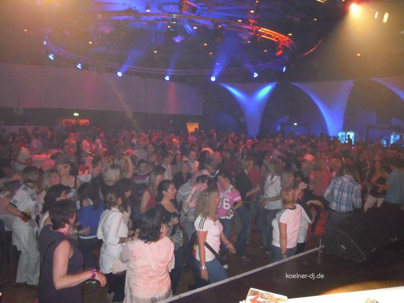 Beispiel: Tanzparty, Foto: DJ Ingo Drews.